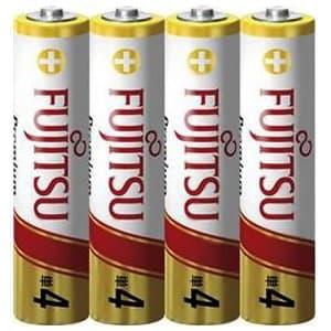 アルカリ乾電池 プレミアムタイプ 単4形 4個パック シュリンクパック