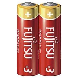 アルカリ乾電池 ハイパワータイプ 単3形 2個パック シュリンクパック