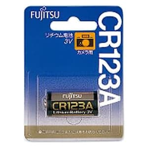 カメラ用リチウム電池 3V 1個パック 4976680350109