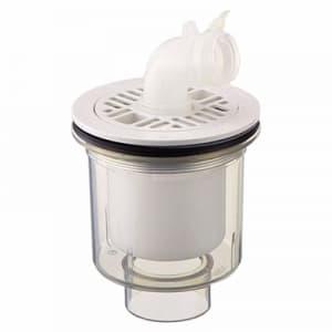 洗濯機排水トラップ VU・VPパイプ兼用