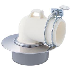 洗濯機排水口 VP・VUパイプ兼用