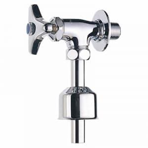 小便器洗浄水栓 トイレ用 直管長さ:90mm