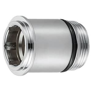 F.V連結管T用 トイレ用 TOTOフラッシュバルブの調節用アダプター 長さ:62mm