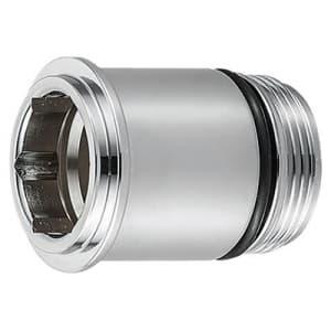F.V連結管T用 トイレ用 TOTOフラッシュバルブの調節用アダプター 長さ:112mm