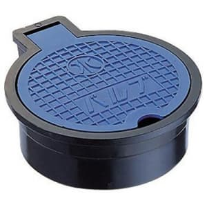 バルブボックス ガーデニング 散水栓ボックス 取付部外径:228mm