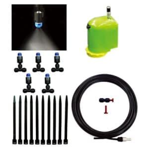 ミストポンプセット(加圧ポンプタイプ) ガーデニング 水道水接続