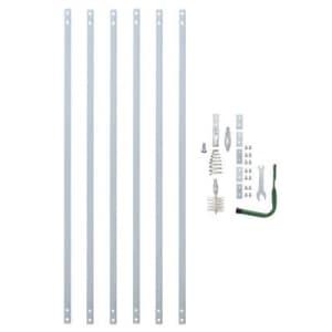 下水クリーナーロング メンテナンス用品 ブラシ付 板バネ5mまで継ぎ足し可
