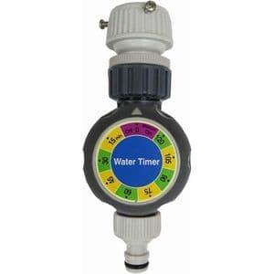 ダイヤル式簡易散水タイマー