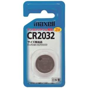 コイン形リチウム電池 3V 1個入