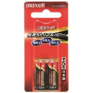 アルカリ乾電池 《ボルテージ》 単5形 2個入 ブリスターパック