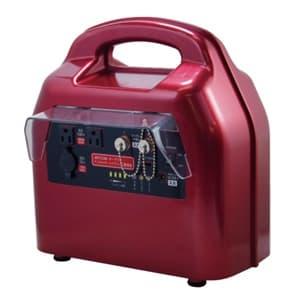 ポータブルハイブリット蓄電器 2way充電、出力