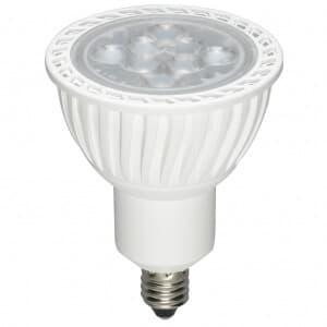 調光対応ハロゲン形LED電球 電球色相当 約450lm 20° E11口金