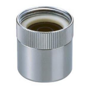 節水アダプター M22×P1.25 黄銅、EPDM・POM樹脂製