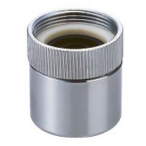 節水アダプター M22×P1.0 黄銅、EPDM・POM樹脂製
