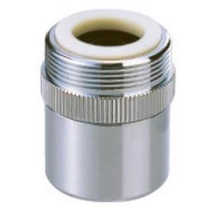 節水アダプター M24×P1.0 黄銅、EPDM・POM樹脂製