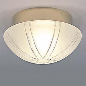 シーリングライト 玄関(内)・廊下用 直付けタイプ 口金E17 LED電球別売り 4902530108798