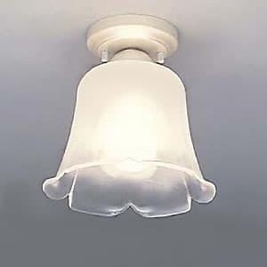 シーリングライト 玄関(内)・廊下用 直付けタイプ 口金E26 LED電球別売り 4902530108811