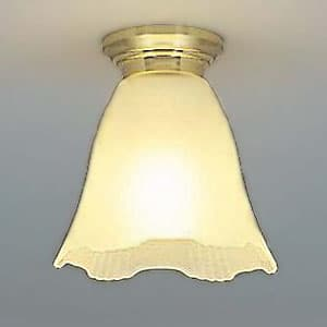 シーリングライト 玄関(内)・廊下用 直付けタイプ 口金E26 LED電球別売り 4902530108903
