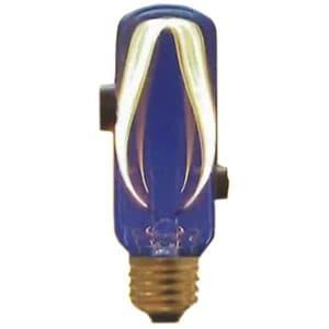 アサヒ  バイブラT38E26100V-20W(B)トウメイゾメ