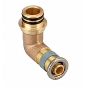 エルボファスナーアダプター 主管用 適合樹脂管サイズ:16 《iジョイント》