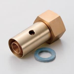 ユニオン継手 アルミ複合管用ワンタッチ継手 呼び径:10A