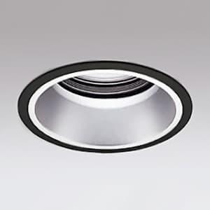 LEDダウンライト M形 深型 埋込穴φ150 CDM-TP70Wクラス 高効率タイプ 拡散配光 連続調光 本体色:ブラック 温白色タイプ 3500K