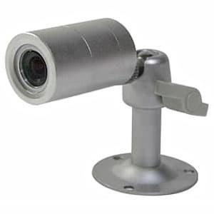 小型防水カラーカメラ 全天候型 防水構造 IP67相当 天井・壁面取付