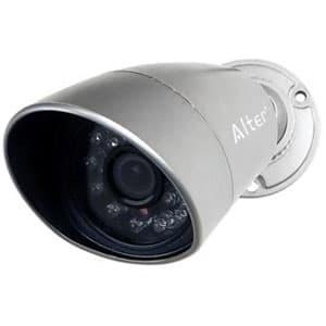防犯用ミニDIYカメラ 防滴構造 IP44相当 切替式デイナイトフィルター搭載 天井・壁面取付