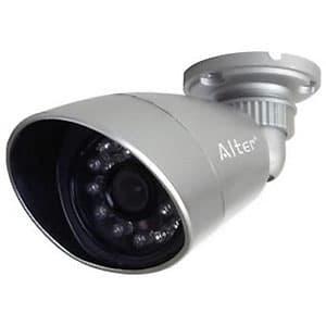 防犯用ミニDIYカメラ 防滴構造 IP44相当 切替式デイナイトフィルター搭載 天井・壁面取付 画像2