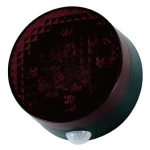 くるピカセンサー LED回転灯 人感センサー付
