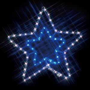LEDジョイントモチーフ 星(二重)