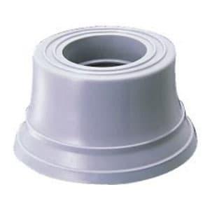 防臭エンド 40A・50A対応 排水ジャバラホース部品