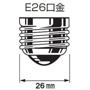 LED電球プレミア 全方向タイプ 7.3W 一般電球形 60W形相当 全光束:810lm 昼白色相当 E26口金 画像3