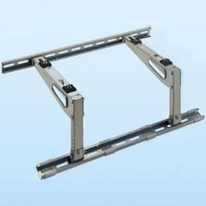 PCキャッチャー 傾斜屋根用 傾斜勾配14〜32° 溶融亜鉛メッキ仕上げ 《goシリーズ》