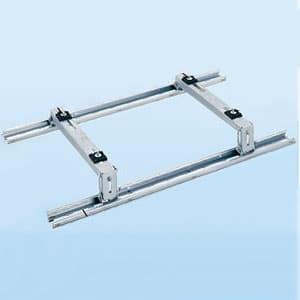 PCキャッチャー 折板屋根(緩勾配)用 傾斜勾配1〜7° 溶融亜鉛メッキ仕上げ 《goシリーズ》