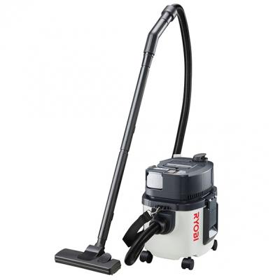 小型集じん機 乾湿両用 集じん容量:乾燥5L/液体5L カートリッジフィルタ仕様 電動工具用連動コンセント付