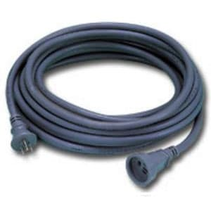 電源用延長コード 防水タイプ VCT2.0㎟×2C 長さ10m
