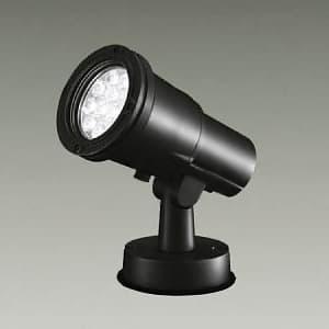 LEDスポットライト LZ2 モジュールタイプ CDM-T35W相当 非調光タイプ 配光角11° 電球色タイプ ブラック