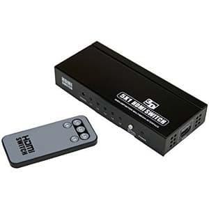 HDMIセレクター 切替器 5入力・1出力