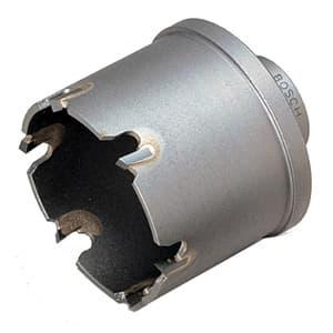 超硬パイプホールソー カッター 刃先径φ45mm 《ポリクリックシステム》