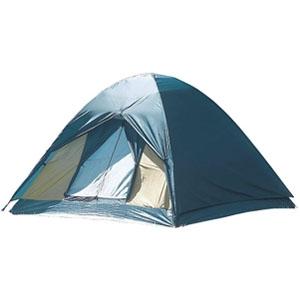《CAPTAIN STAG》 クレセント 3人用ドームテント フルフライ仕様 バッグ付