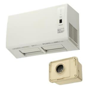 PTCセラミックヒーター 局所換気専用 壁取付形 1室換気用 予備暖房・連続換気付 単相200V