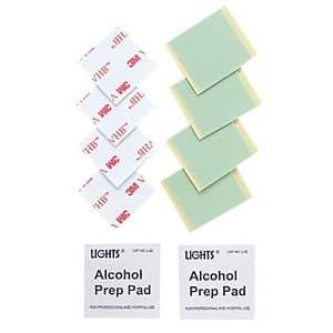 両面テープ&アルコールパッド QL-58耐震ストッパー交換用