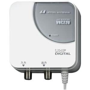 UHF卓上型ブースター 屋内用 CS・BS・VHFパスタイプ