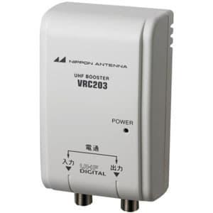 UHFコンセントブースター 屋内用 CS・BS・VHFパスタイプ