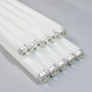 店舗看板用蛍光ランプ 3波長形 直管 グロースタータ形 20W 色温度6700K