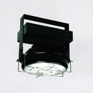 高天井用LED器具 拡散パネル付ガード