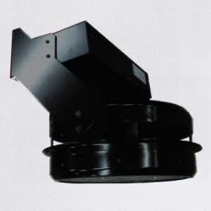 高天井用LED器具 壁直付形 400Wクラス 点灯方式:固定出力形 配光角:60° 【受注生産品】