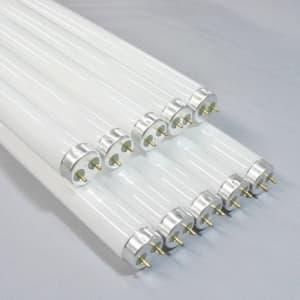 1観賞魚用蛍光ランプ 《フィッシュルクス》 直管 グロースタータ形 10W