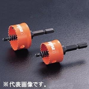 HSSホールソー ハイスホールソー充電 HSSJタイプ 六角軸シャンク 21mm